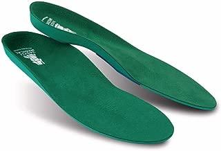 Vasyli Custom Full Length Insoles - Green, Small