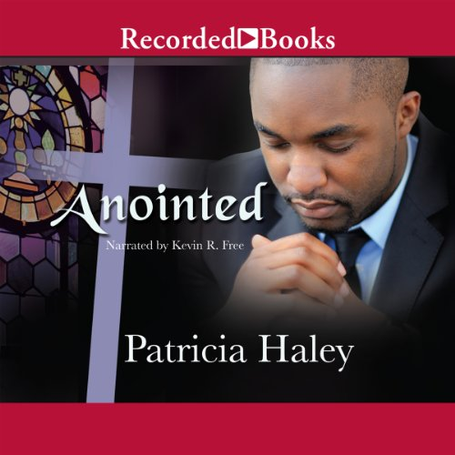 Anointed audiobook cover art