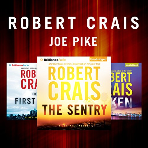 Robert Crais - The Joe Pike Series Titelbild