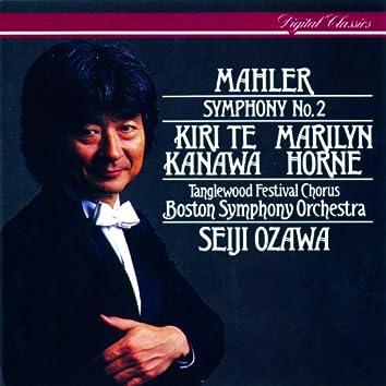 "Mahler: Symphony No.2 ""Resurrection"""