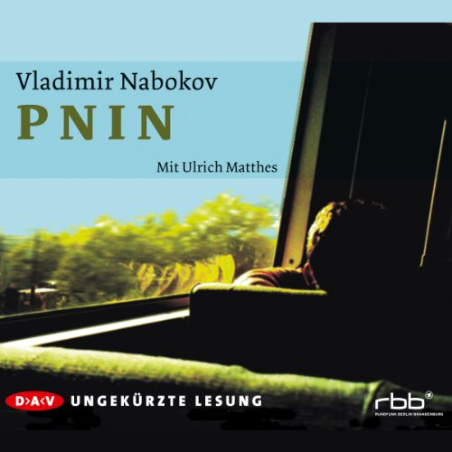 Pnin (German edition) cover art