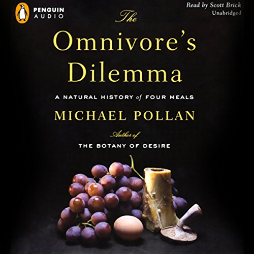 Couverture de The Omnivore's Dilemma