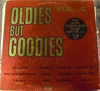 Oldies but Goodies Vol.4 [Vinyl] Various Artists