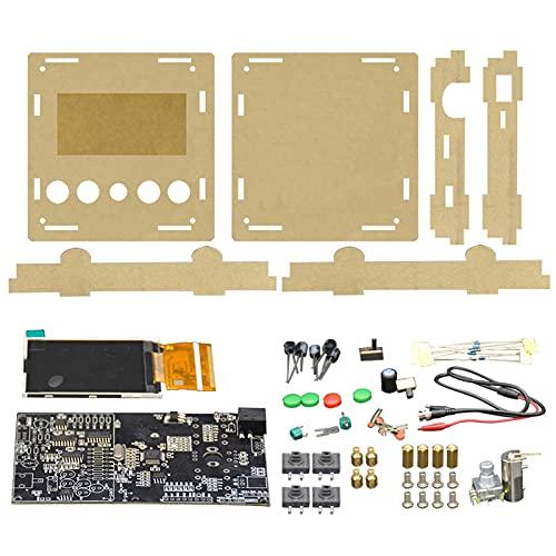 Operalie Osciloscopio DSO311, DSO311 Piezas de osciloscopio Digital de Mano DIY Ancho de Banda 200KHz 1Msps Chip STM32 con sonda