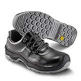 Sika 202210 Premier Chaussures de sécurité S2 SRC – Idéal pour les hôtels / restaurants / cantine, industrie pharmaceutique et alimentaire - Noir - Noir , 50 EU