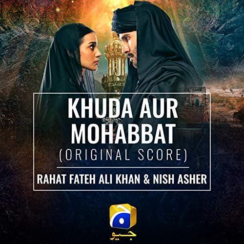 Rahat Fateh Ali Khan & Nish Asher
