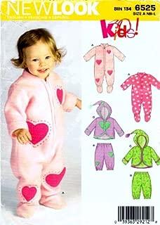 baby sleeper pattern