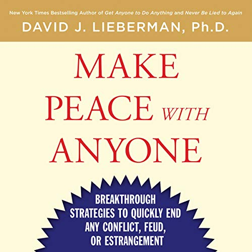 Make Peace with Anyone audiobook cover art