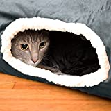 Easyology Premium Cat Tunnel - Interactive Cat Tube Toy with Crinkle Sound - Best Cat Tunnels for...