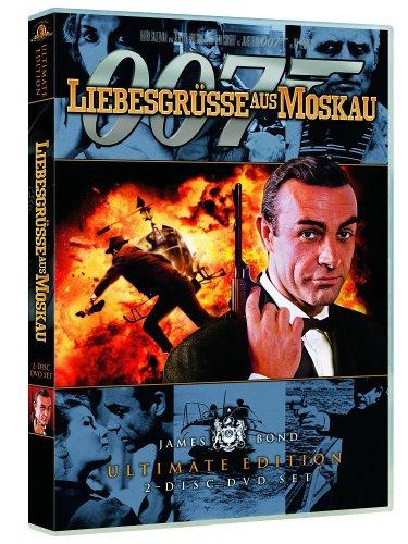 James Bond 007: Liebesgrüße aus Moskau (Ultimate Edition) (2 DVDs)