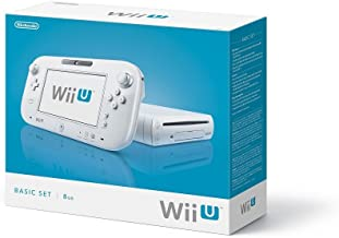 $287 » Nintendo Wii U Console 8GB Basic Set - White (Renewed)