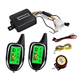 Best Motorcycle Alarm Systems - BANVIE 2 Way Anti-Theft Motorcycle Security Alarm System Review