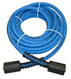 "Best Pressure Washer Hoses - UBERFLEX Kink Resistant Pressure Washer Hose 1/4"" x Review"