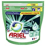 Ariel Allin1 Pods Touche De Lenor Unstoppables Lessive Capsules, 50 lavages, Lavage À Basse Température et Parfum Longue Durée