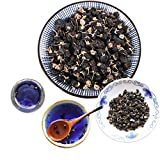 Chinese Herbal Tea Black Goji Berry New Scented Tea Health Care Flowers Tea