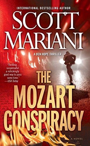 The Mozart Conspiracy Ben Hope 2 By Scott Mariani