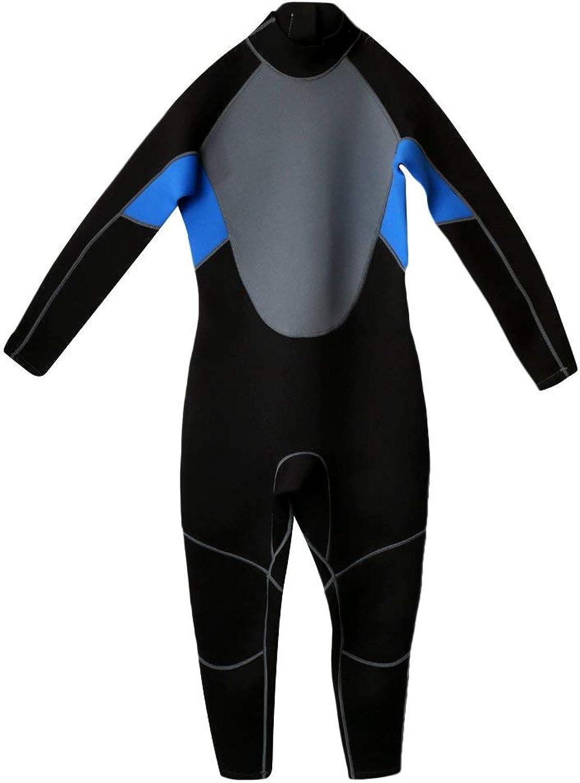 Backbayia Diver Tauchanzug Kleidung Wassersport Rundhalsausschnitt Langarm