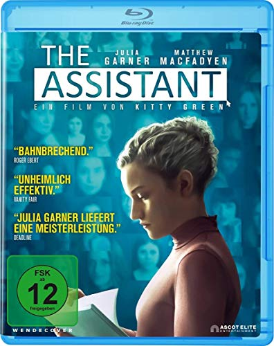 The Assistant [Blu-ray]