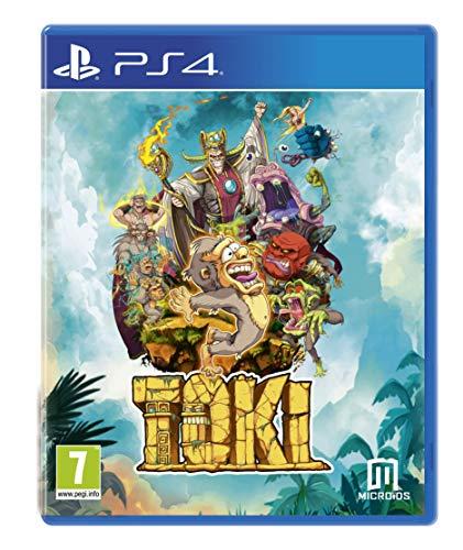 Toki - PlayStation 4 [Edizione EU]