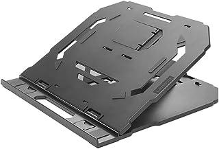Suporte Lenovo para notebook até 15'' e celular com até 10 níveis de ajuste, Preto