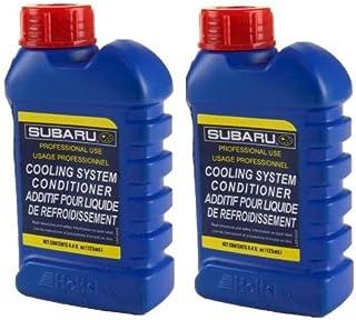Subaru OEM Coolant System Conditioner - SOA635071 - 2 Pack