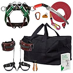 Entry-Level Spur Kit for Tree Climbing
