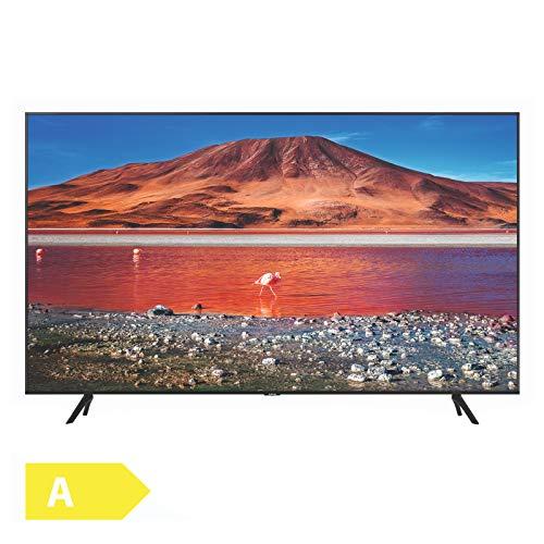Samsung TU7079 125 cm (50 Zoll) LED Fernseher (Ultra HD, HDR 10+, Triple Tuner, Smart TV)  [Modelljahr 2020]