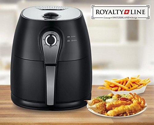 Royalty Line Friggitrice Royalty Line Robot da Cucina Multi Funzione 3 litri