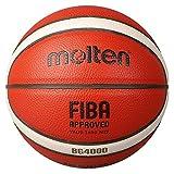 Molten BG4500 Pallone da basket per interni con...