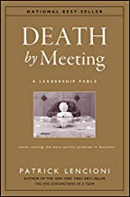 death by meeting types of meetings