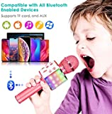 Immagine 2 microfono karaoke bluetooth joyking wireless