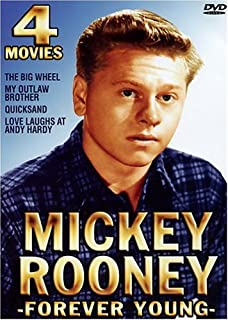 Mickey Rooney: Forever Young 4 Movie Pack by Mickey Rooney
