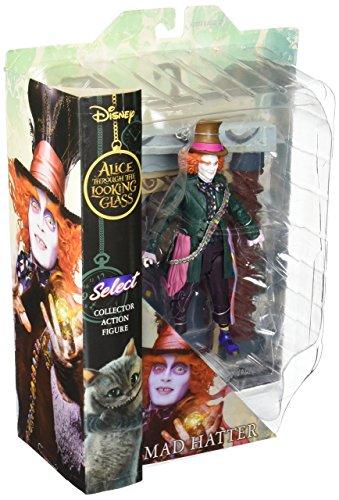 Diamond Select Toys Alice Through The Look Glass: Mad Hatter Select Figura de acción