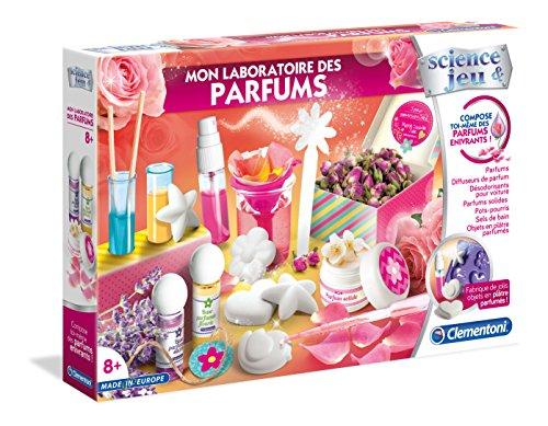 Clementoni–52278-mon Labor der parfums-jeu Wissenschaftliche