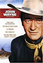 The John Wayne Collection: (El Dorado / The Man Who Shot Liberty Valance / The Shootist / The Sons of Katie Elder / True Grit)