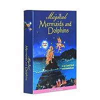 マジカルマーメイドとイルカのオラクルカードのオラクルカードはあなたが現れる目標命の目的が大きくインスピレーションを得ました夢