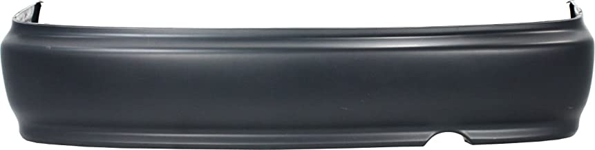 OE Replacement Honda Civic Rear Bumper Cover (Partslink Number HO1100190)