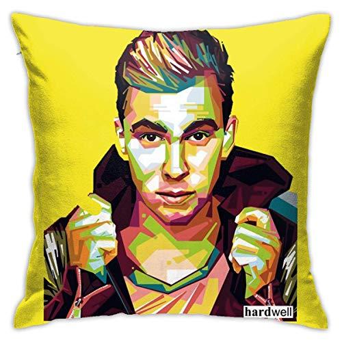 Hardwell Pillowcase Soft Breathable Home Decor Comfortable and Durable Kissenbezüge 20x20Inch(50cmx50cm)