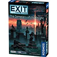 Thames & Kosmos EXIT: The Cemetery of Knight Escape Room Game Box