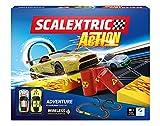 Scalextric- Adventure PISTA-CIRCUITO, Multicolor (SCALE COMPETITION XTREME.SL 1)