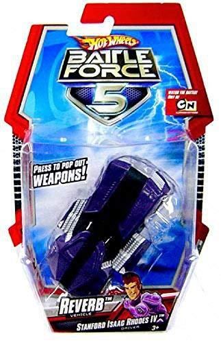 hot wheels battle force 5 cars - 6
