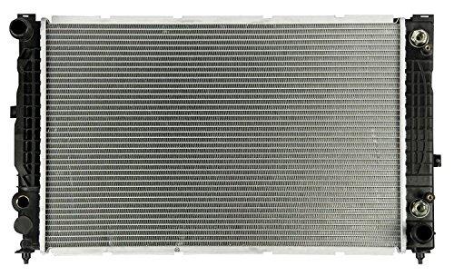 DNA Motoring OEM-RA-2648 Aluminum Radiator For 96-02 Audi A4 1.8T A6 2.8//Rs4 S4 2.7