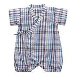 Moneycom - Body de manga corta para bebé o niña, diseño floral verde 6-9...