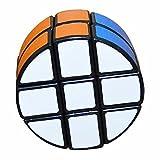 Coolzon Kreisförmig Zauberwürfel 2x3x3 Spezial Twist Würfel Circular Geschwindigkeits PVC...