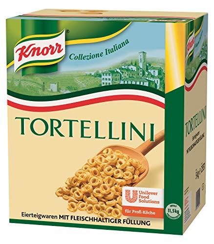 Knorr Tortellini mit Fleischhaltiger Füllung 5 kg, 1er Pack (1 x 5 kg)
