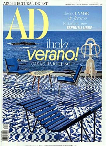 AD Architectural Digest Espana [Abonnement jeweils 12 Ausgaben jedes Jahr]