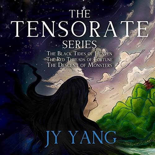 The Tensorate Series     3 Novellas              By:                                                                                                                                 JY Yang                               Narrated by:                                                                                                                                 Nancy Wu                      Length: 13 hrs and 39 mins     3 ratings     Overall 4.7