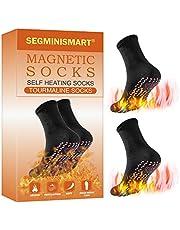 Calcetines magnéticos,Calcetines Magneticos de turmalina,Calcetines Termicos,Calcetines magnéticos de autocalentamiento,Auto-Calefactor Terapia Magnética Masaje Calcetines