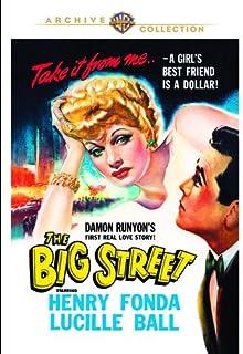 Big Street [Edizione: Stati Uniti] [Italia] [DVD]