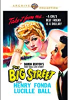 The Big Street [DVD]